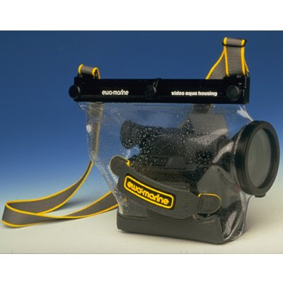 ewa-marine VDS underwater camcorder housing